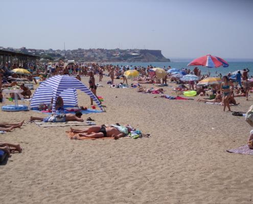 Ближний пляж